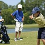 Temaläger golf